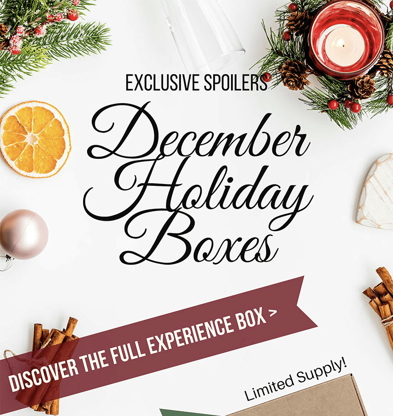 Yummy Bazaar December 2018 Full Experience Box Spoilers + Free Box Coupon!