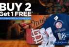 Sports Crate Holiday Coupon: Buy 2, Get 1 Month FREE!