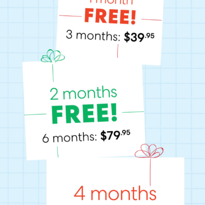 KiwiCo Holiday Coupons: Get Up to 4 Months FREE or 60% Off First Box – LAST DAY!