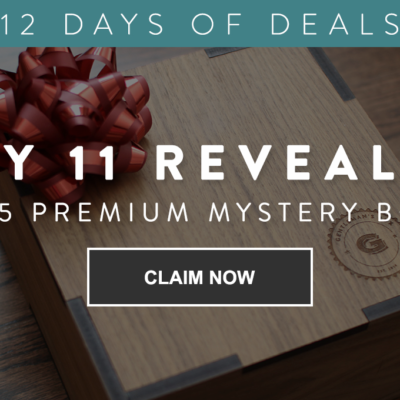 Gentleman's Box Coupon: Get a Mystery Box Worth $300 For Only $75!