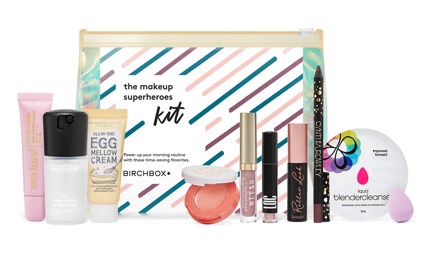 The Makeup Superheroes Kit – New Birchbox Kit Available Now + Free Gift Coupons!