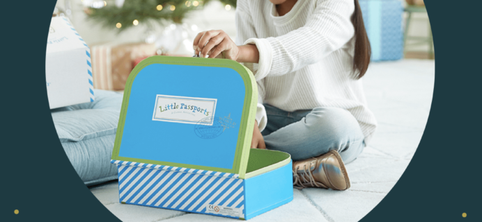 EXTENDED 1 DAY ONLY: Little Passports Best Sale of the Year: Get Up $40 Off!