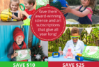 Green Kid Crafts Holiday Sale: LAST DAY to Get Up to $25 Off!