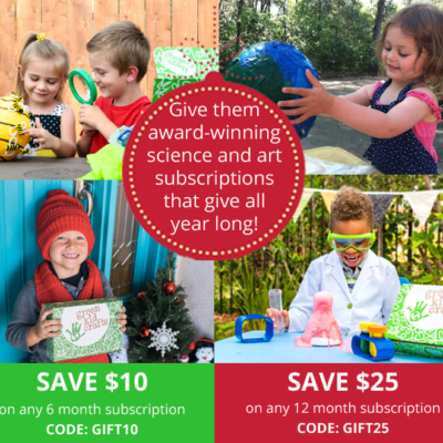 Green Kid Crafts Final Holiday Sale: Get Up To $25 Off!