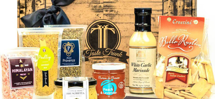 Taste Trunk Holiday Deal: Save 15% OFF!