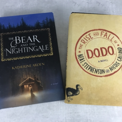 BookCase.Club December 2018 Subscription Box Review + 50% Off Coupon – Sci-Fi & Fantasy!