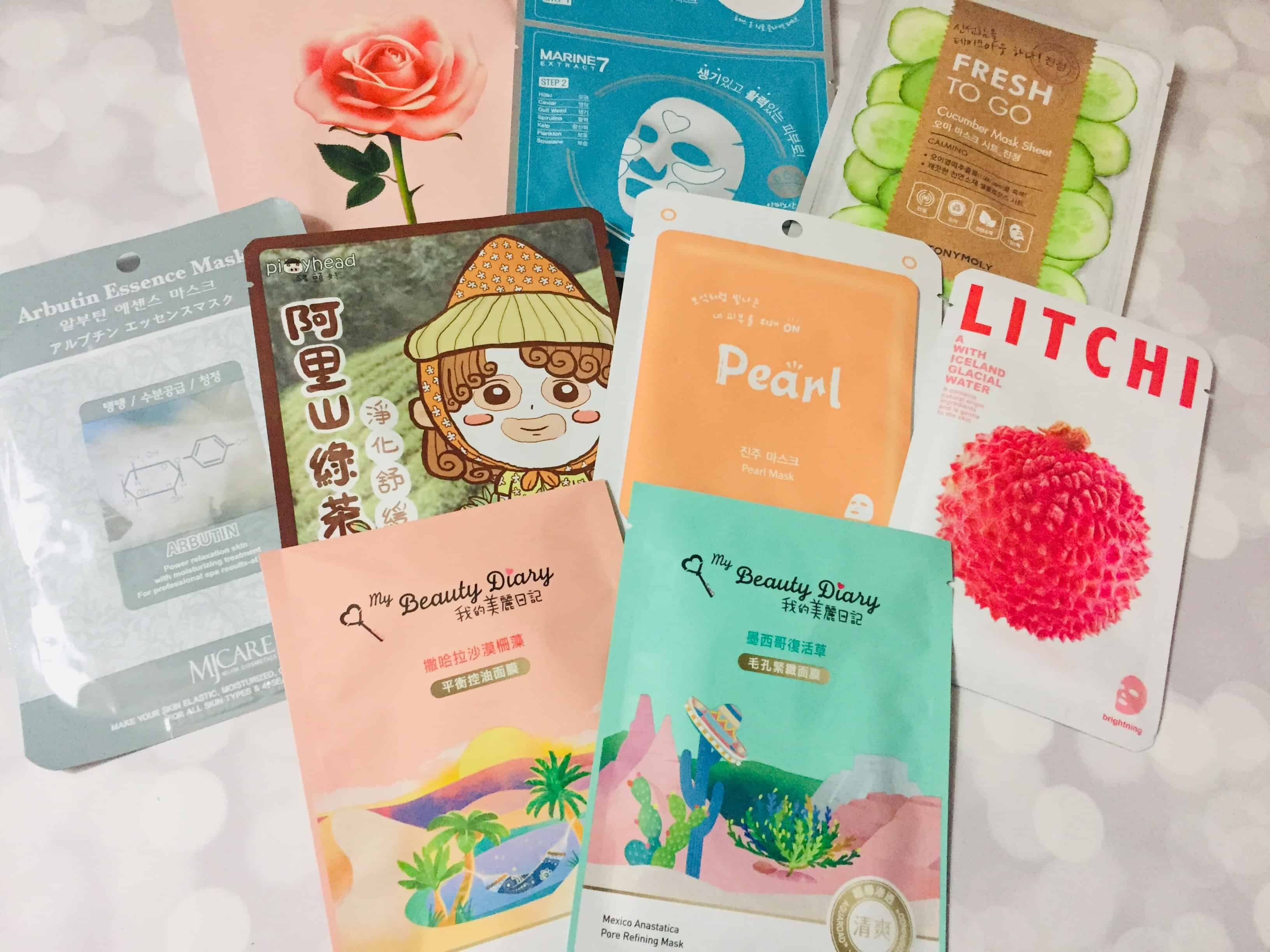 Beauteque Mask Maven November 2018 Subscription Box Review + Coupon