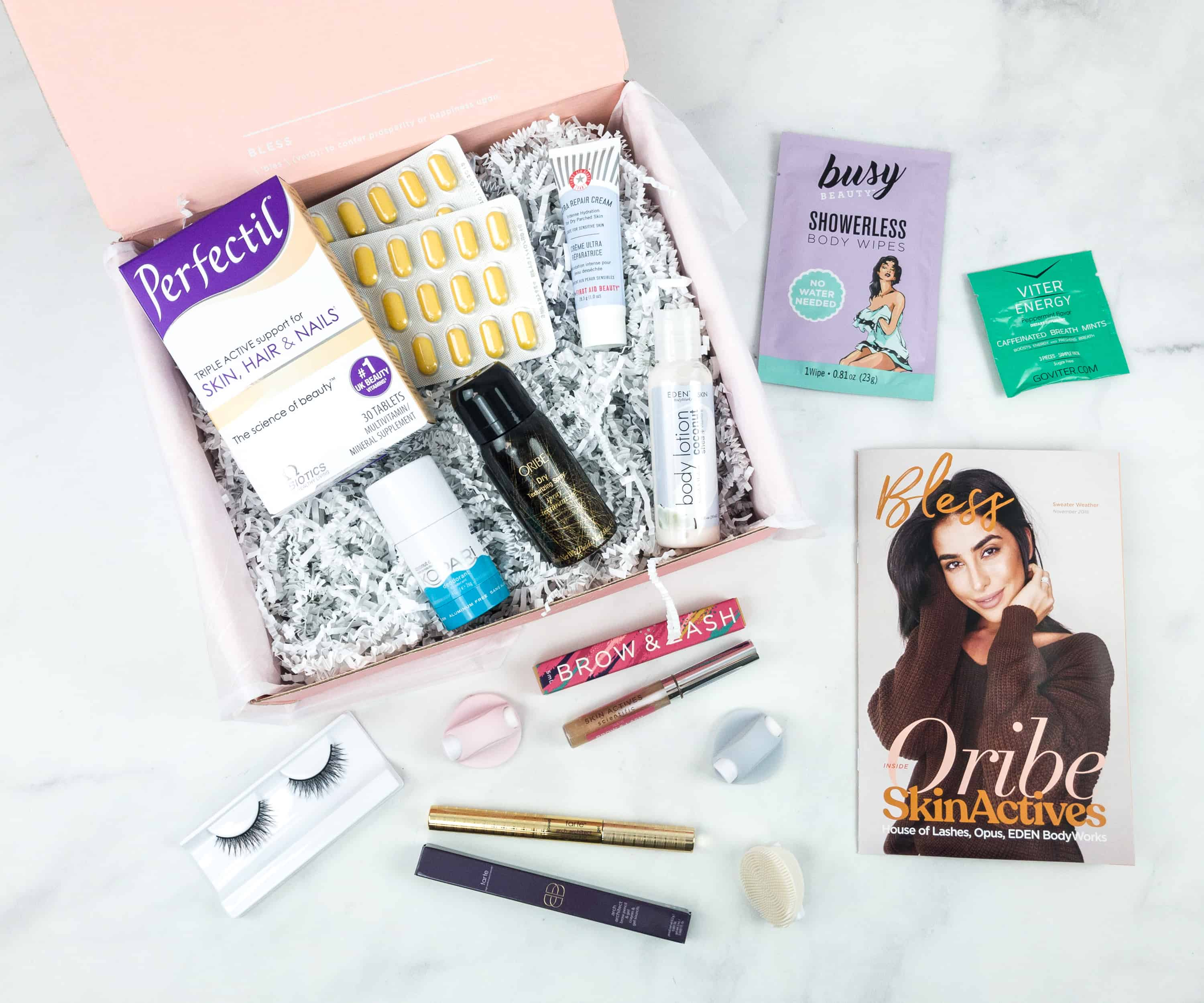 Bless Box November 2018 Subscription Box Review & Coupon