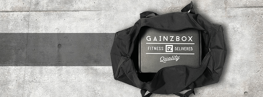 Gainz Box April 2019 Spoiler #1 + Coupon!