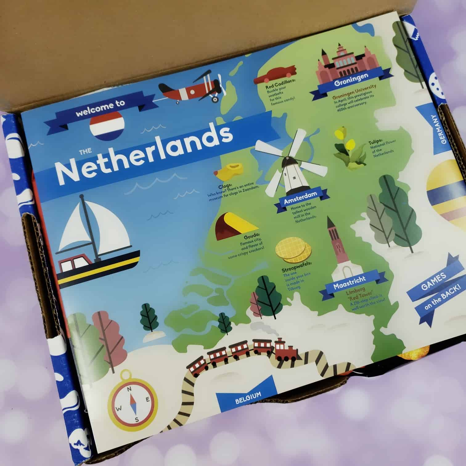 Universal Yums November 2018 Subscription Box Review – Netherlands