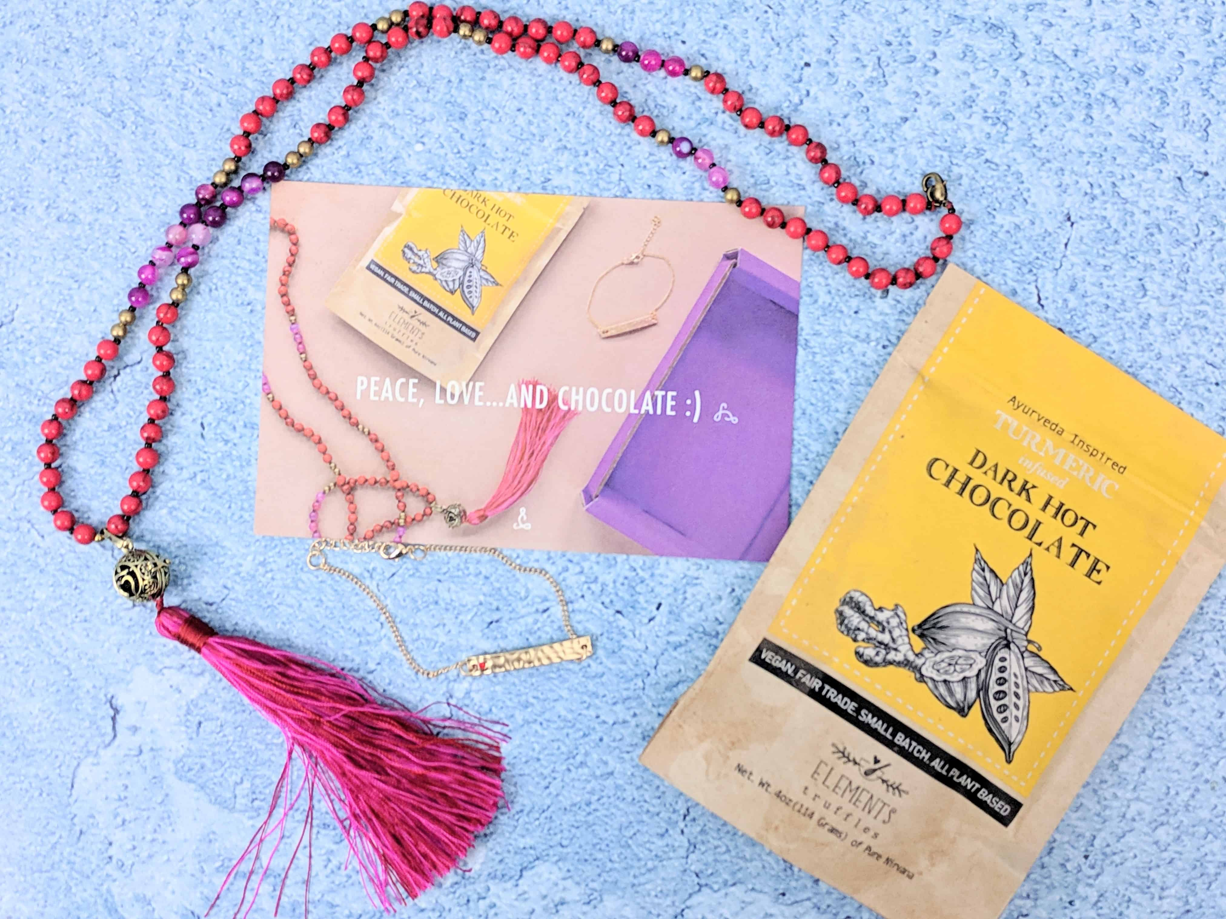 Yogi Surprise Jewelry Box December 2018 Subscription Review + Coupon