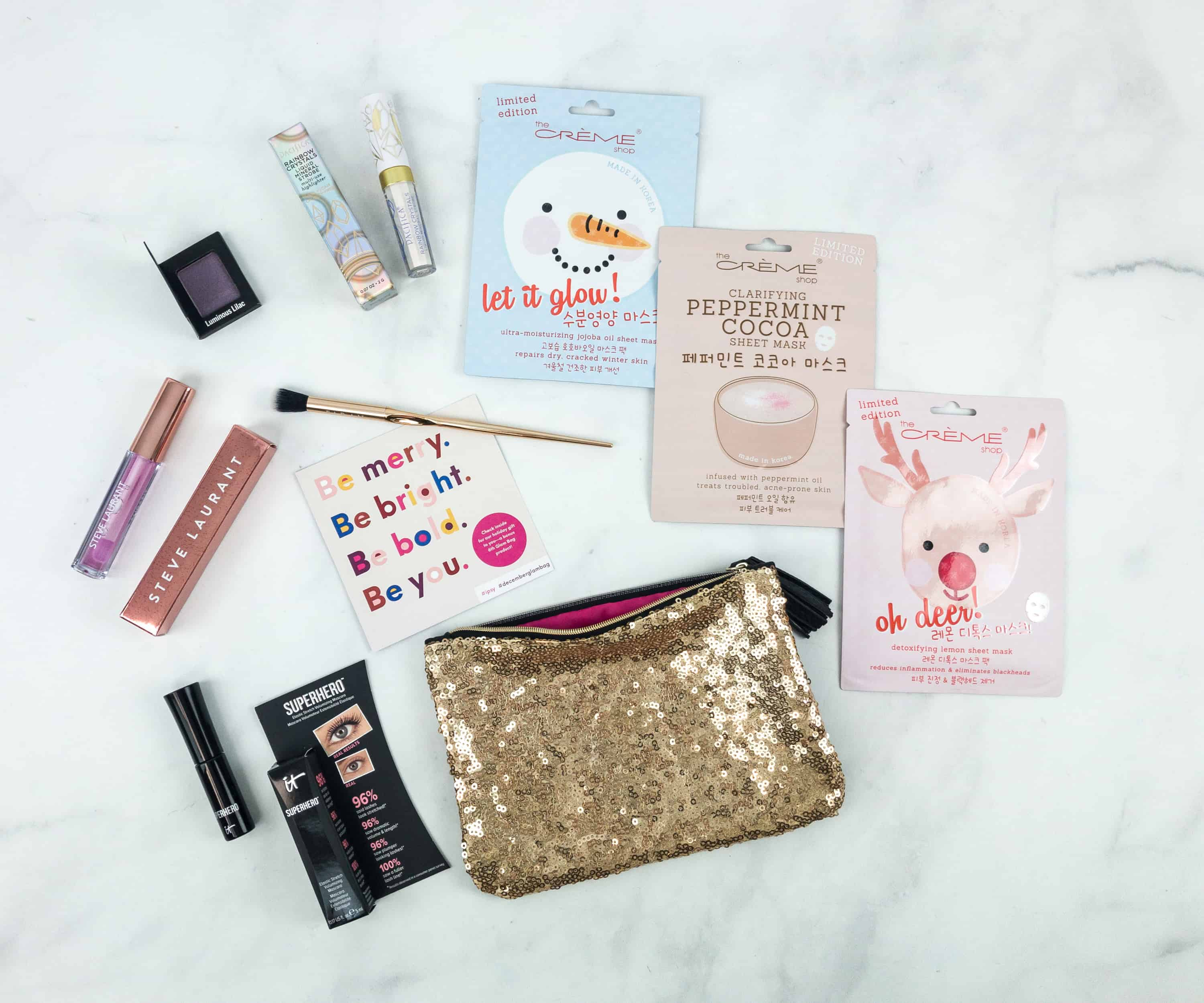 Ipsy December 2018 Review