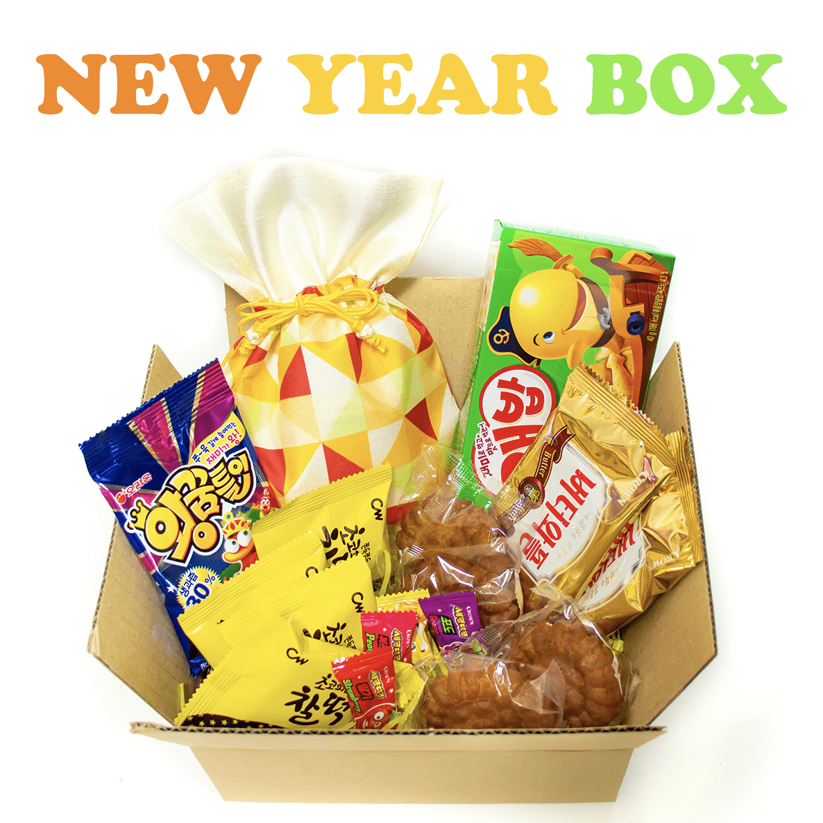 Korean Snacks Box January 2019 FULL Spoilers + Coupon!