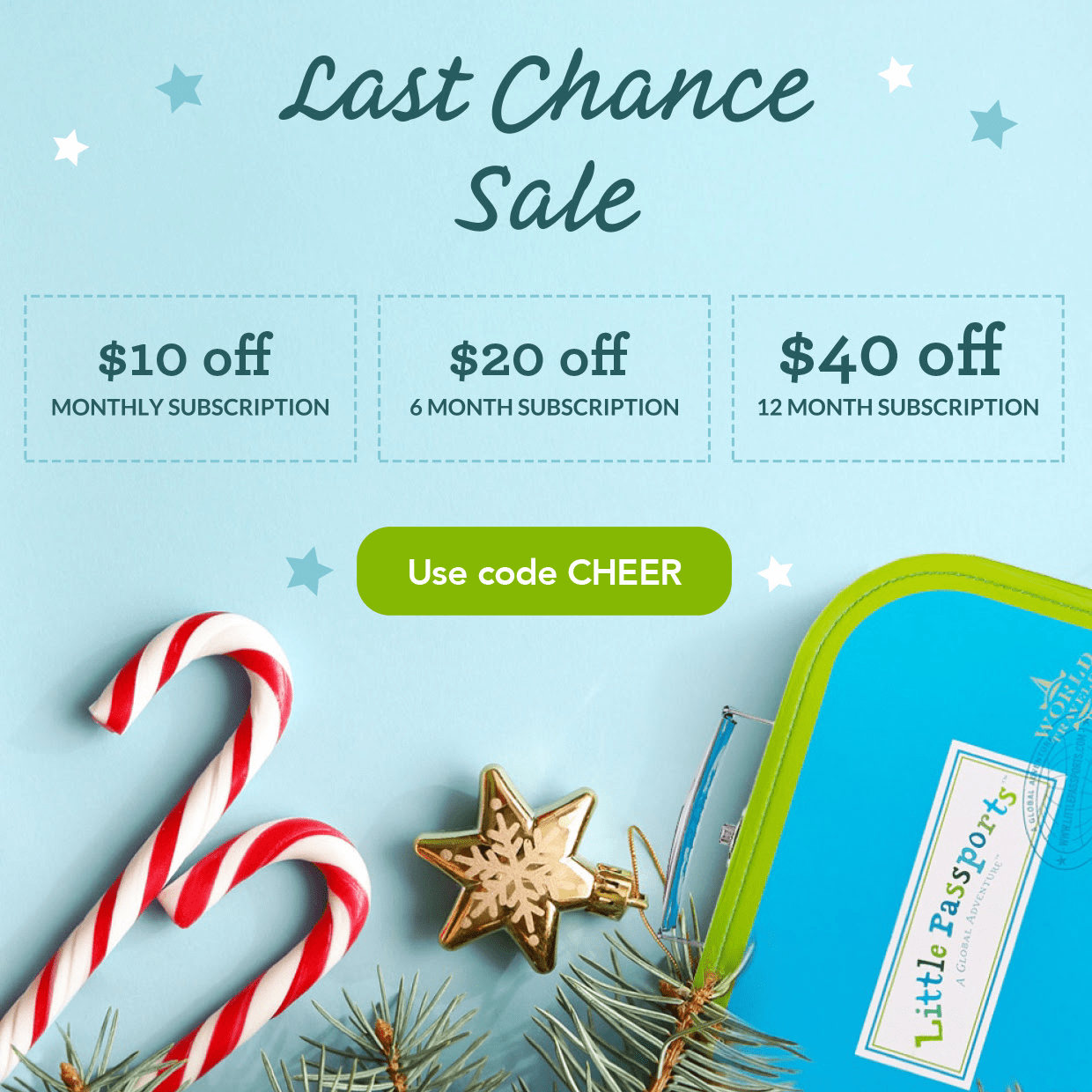 LAST CHANCE for Little Passports Sale: Get Up to $40 Off!