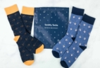 Society Socks December 2018 Subscription Box Review + 50% Off Coupon