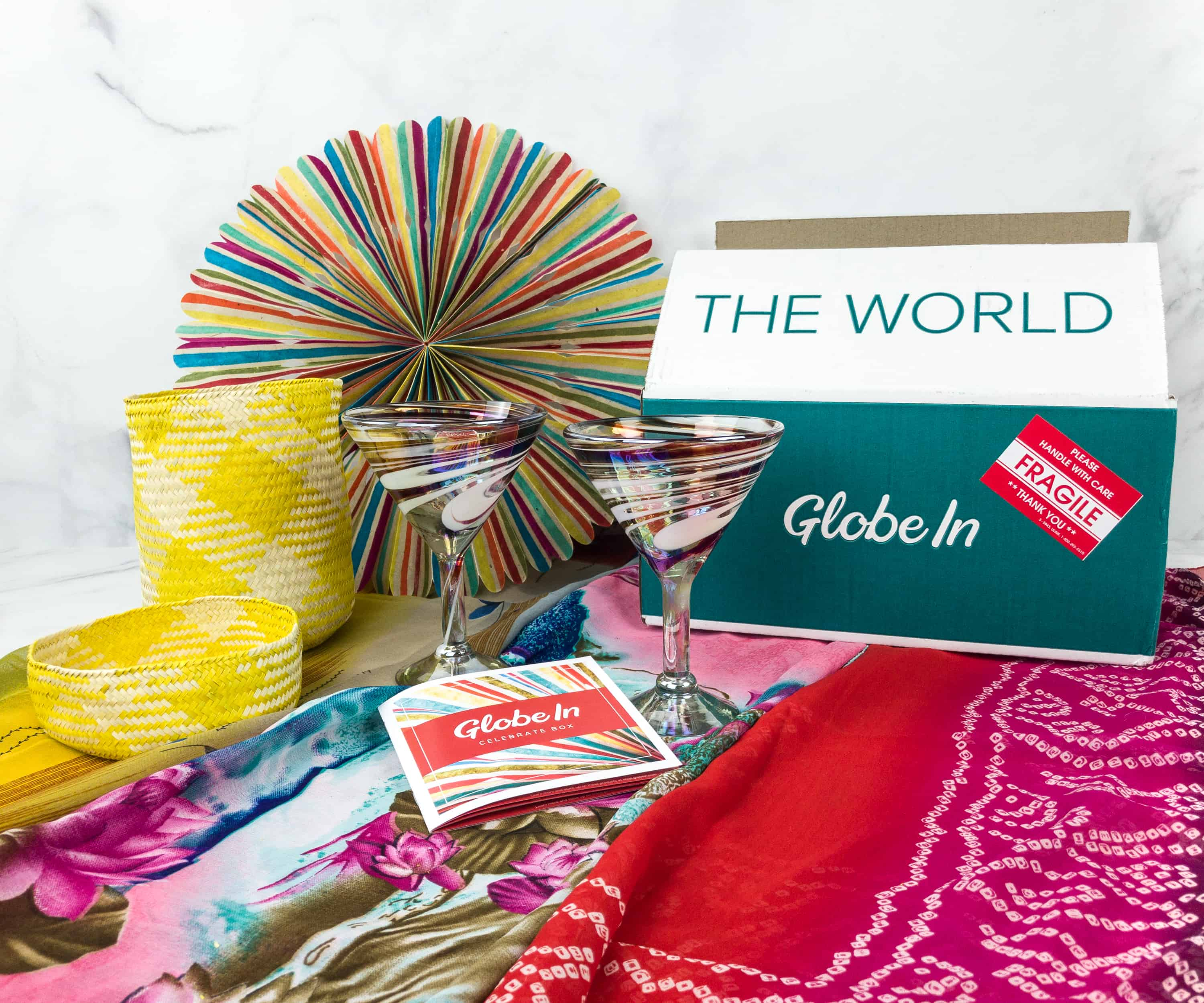 December 2018 GlobeIn Artisan Box Club Review + Coupon