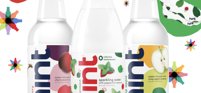 Hint Water Holiday Bundle Sale: Save $10!