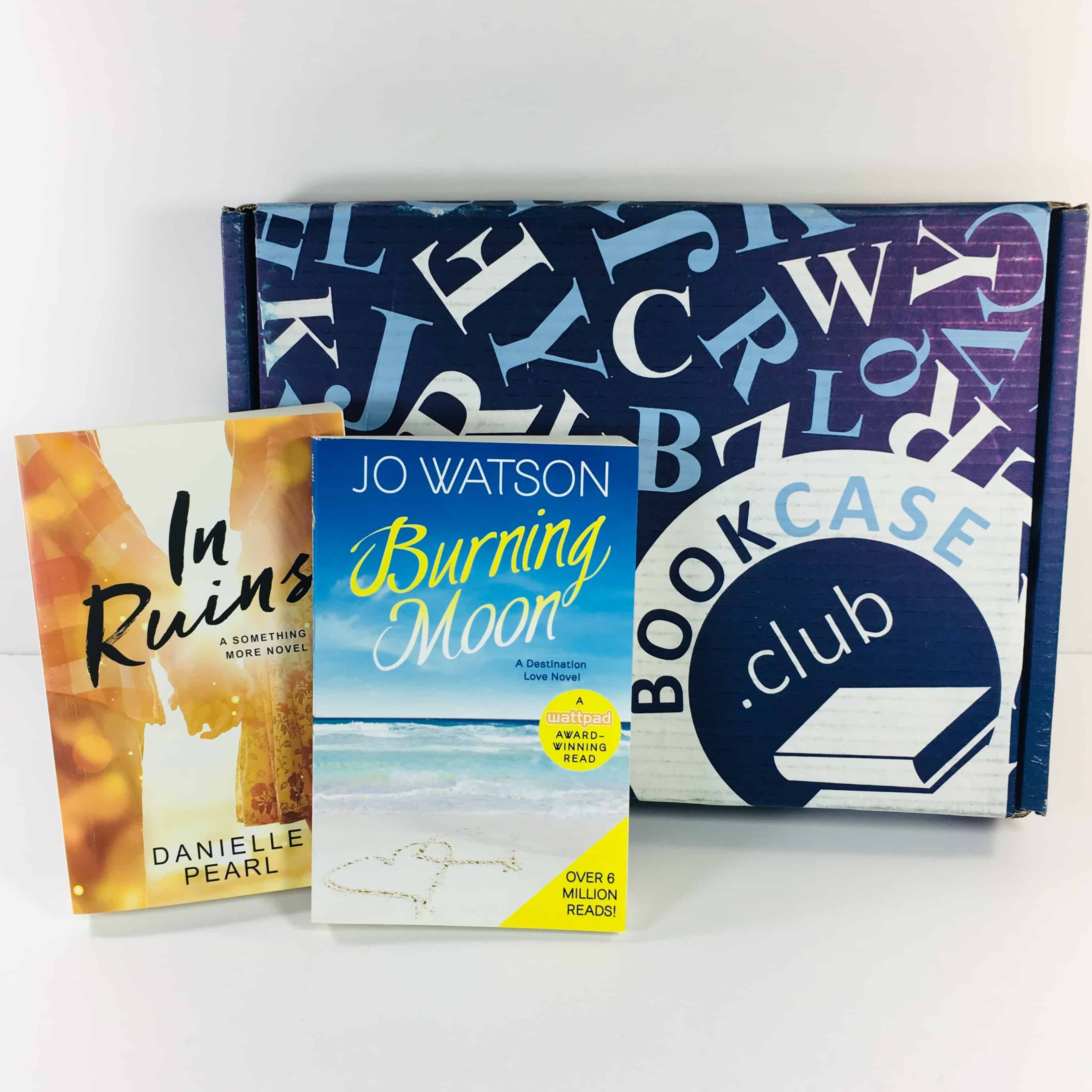 BookCase.Club December 2018 Subscription Box Review + 50% Off Coupon – Booking for Love Case