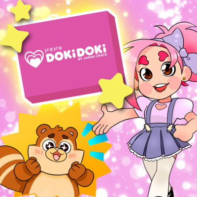 Doki Doki Subscription Update + January 2019 Spoilers + Coupon!