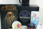 Unplugged Book Box December 2018 Subscription Box Review