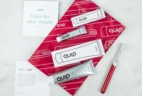 Quip Toothbrush Special Edition Product RED Starter Set Review