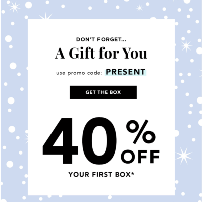 FabFitFun Box Winter 2018 Box Almost Sold Out: Save $20 On First Box Coupon!