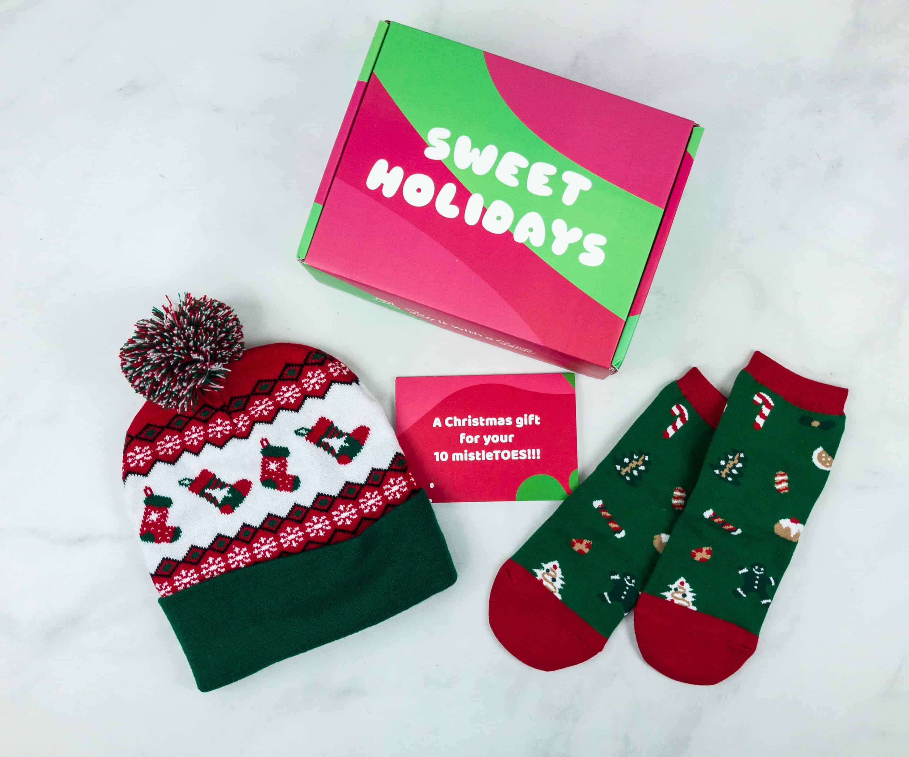 95859fb716b Say It With A Sock 2018 SockMas Bundle Review   Coupon - hello ...