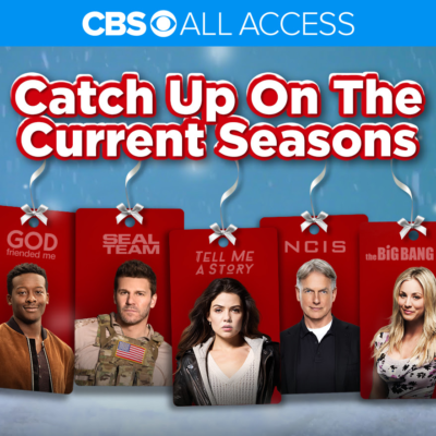 CBS All Access Holiday Sale: Get One Month Free Trial!