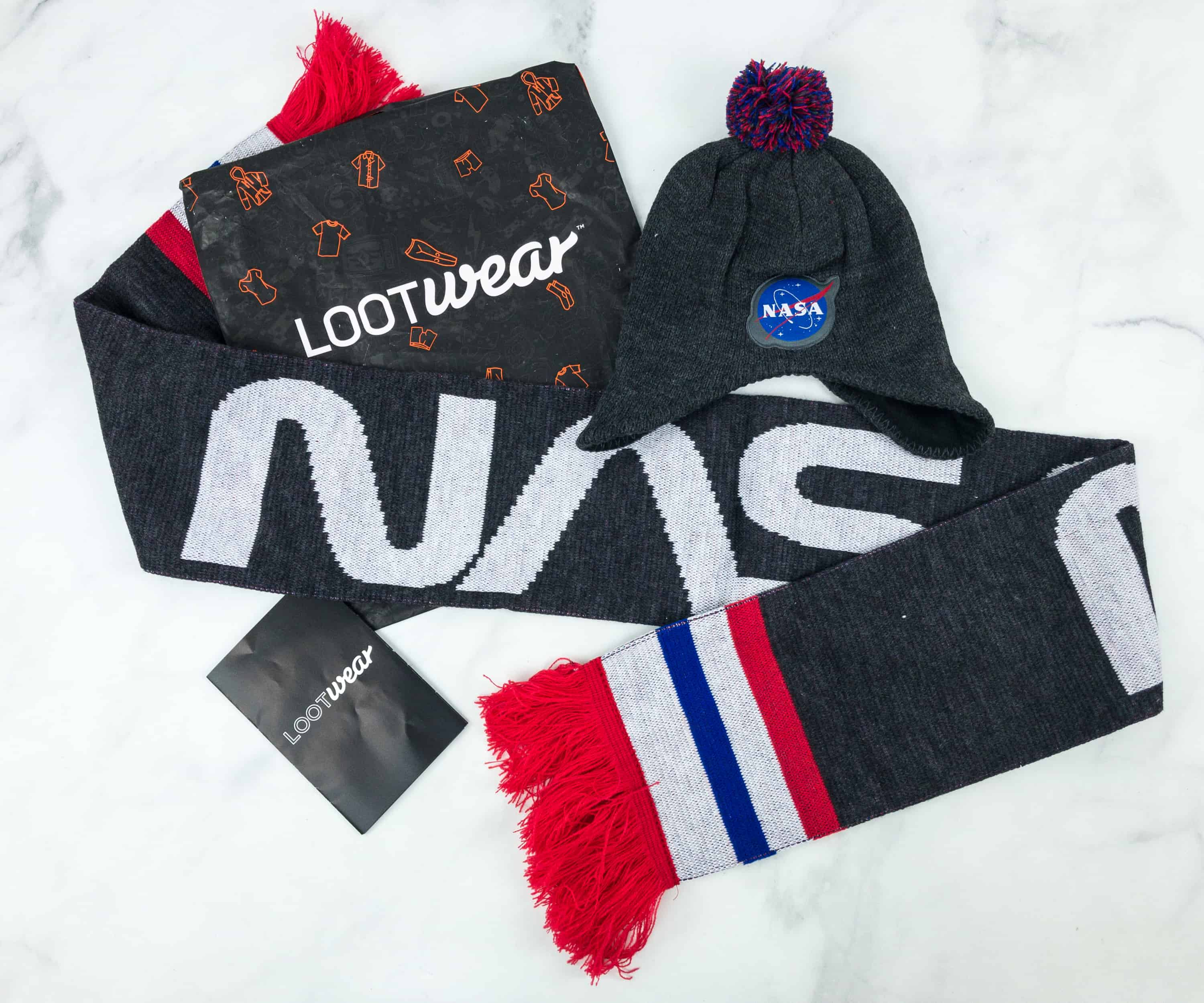Loot Wearables Subscription by Loot Crate November 2018 Review & Coupon