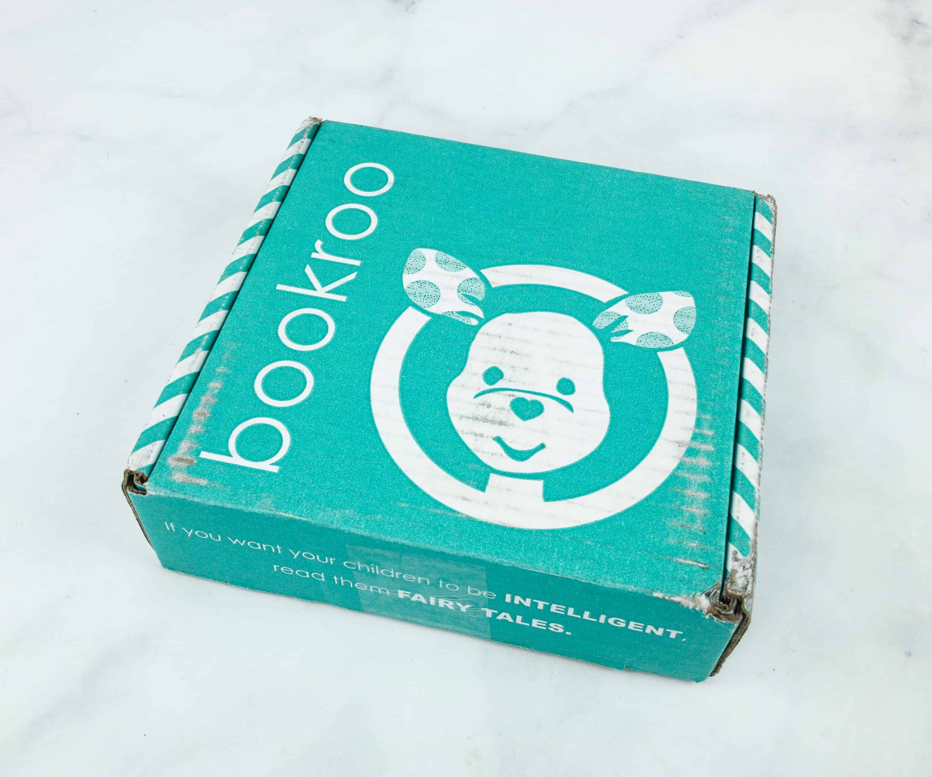 Bookroo December 2018 Subscription Box Review Coupon Board Books