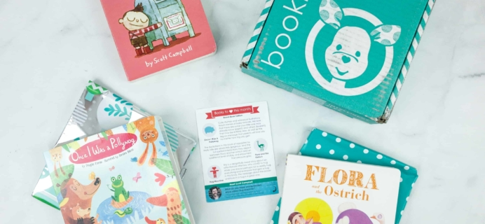 Bookroo December 2018 Subscription Box Review + Coupon – BOARD BOOKS