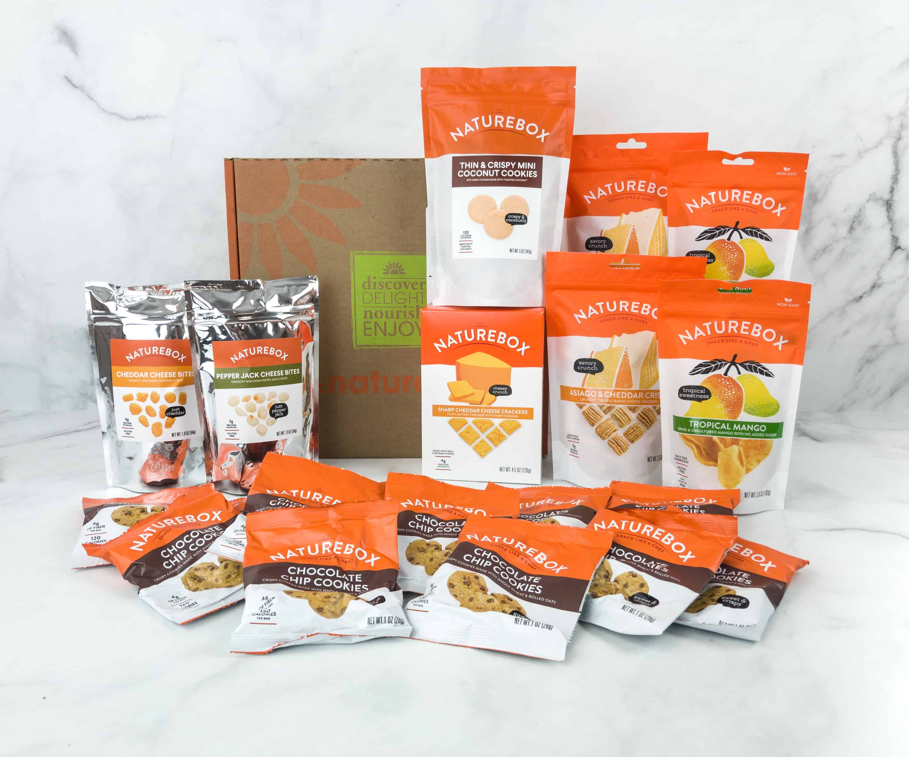 NatureBox Club Review & Coupon – December 2018