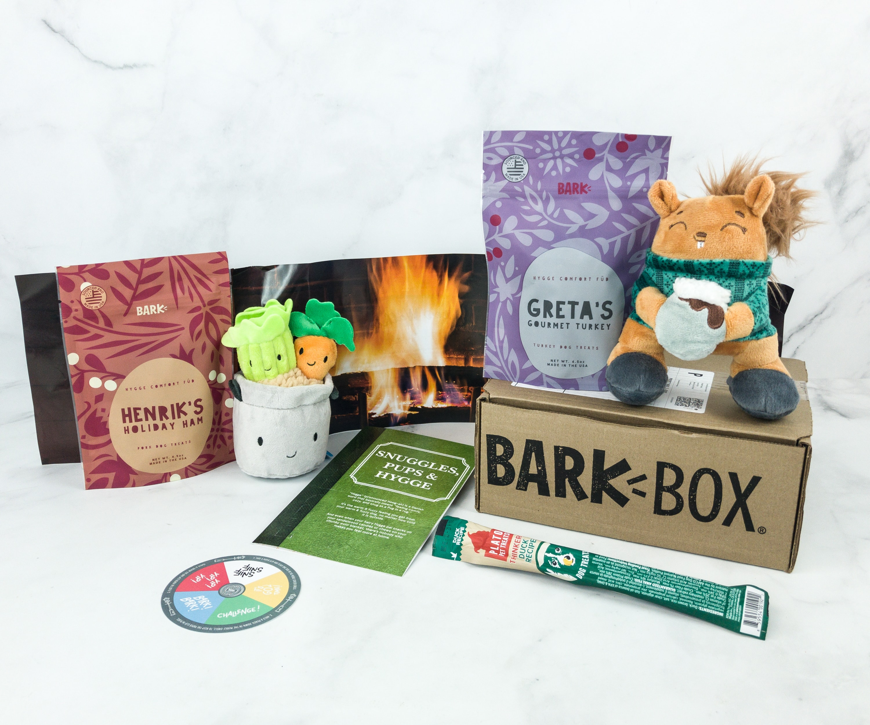 Barkbox December 2018 Subscription Box Review + Coupon