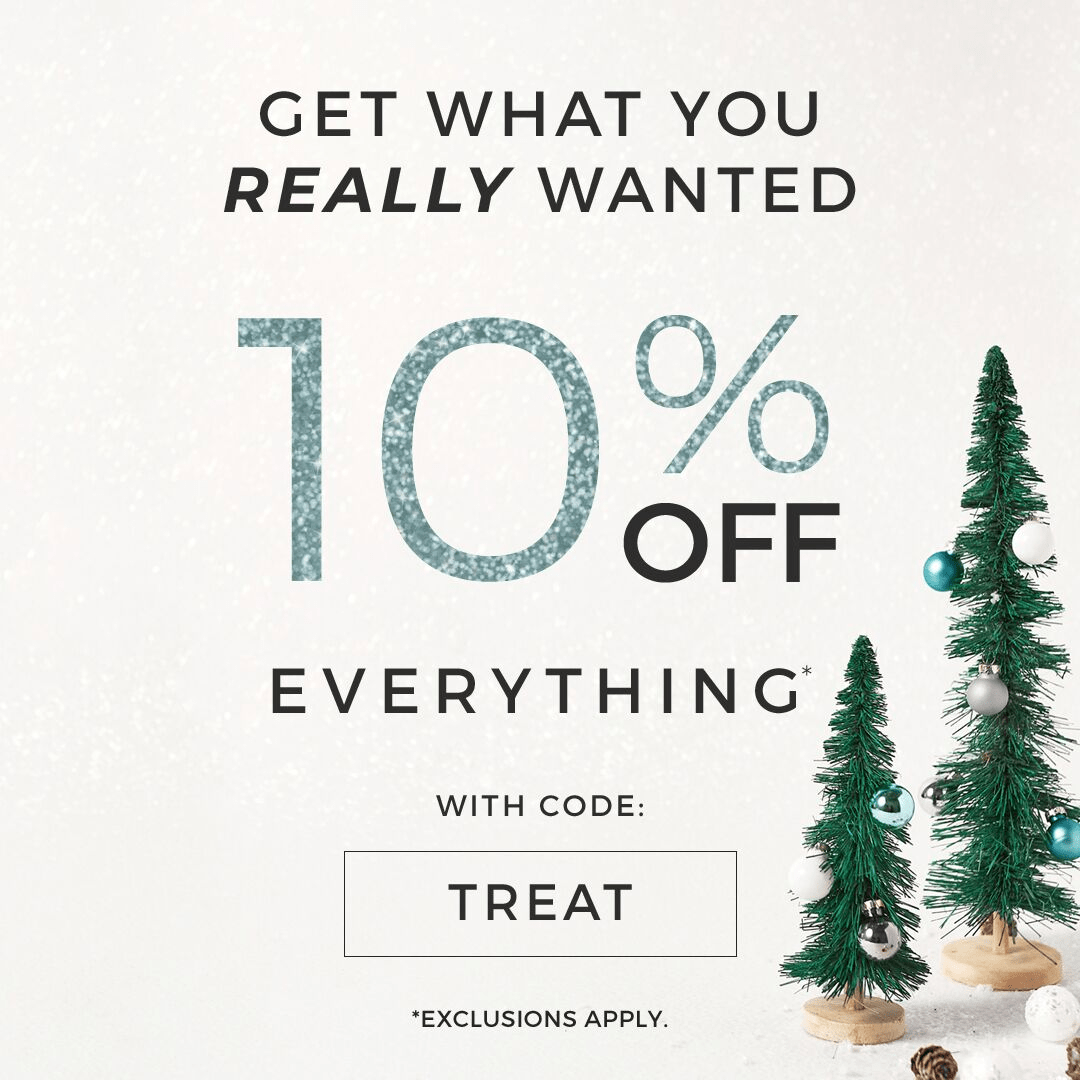 The Detox Market Post Holiday Sale: Get 10% Off Your Entire Purchase!