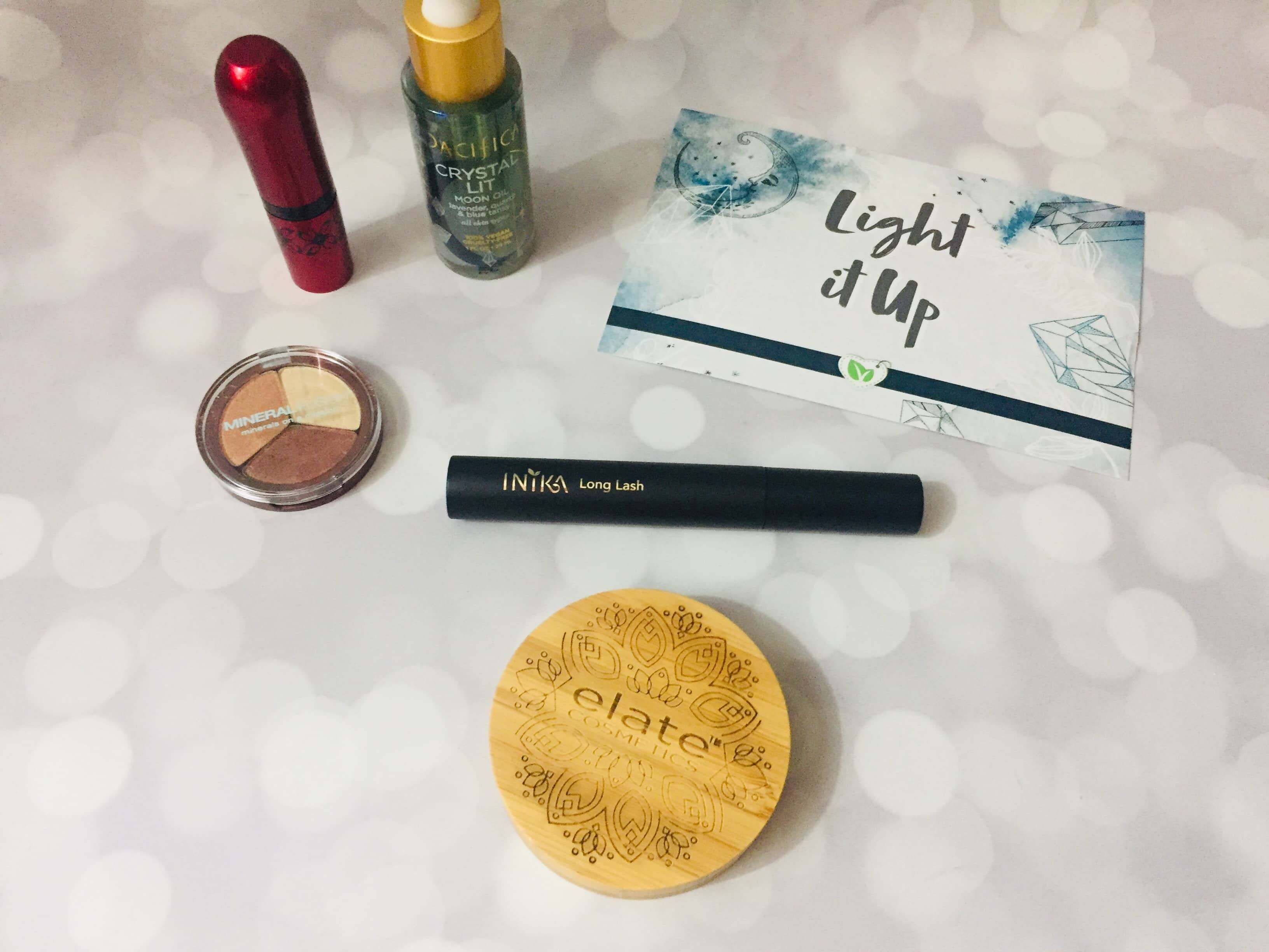 Vegan Cuts Makeup Box Winter 2018 Subscription Box Review