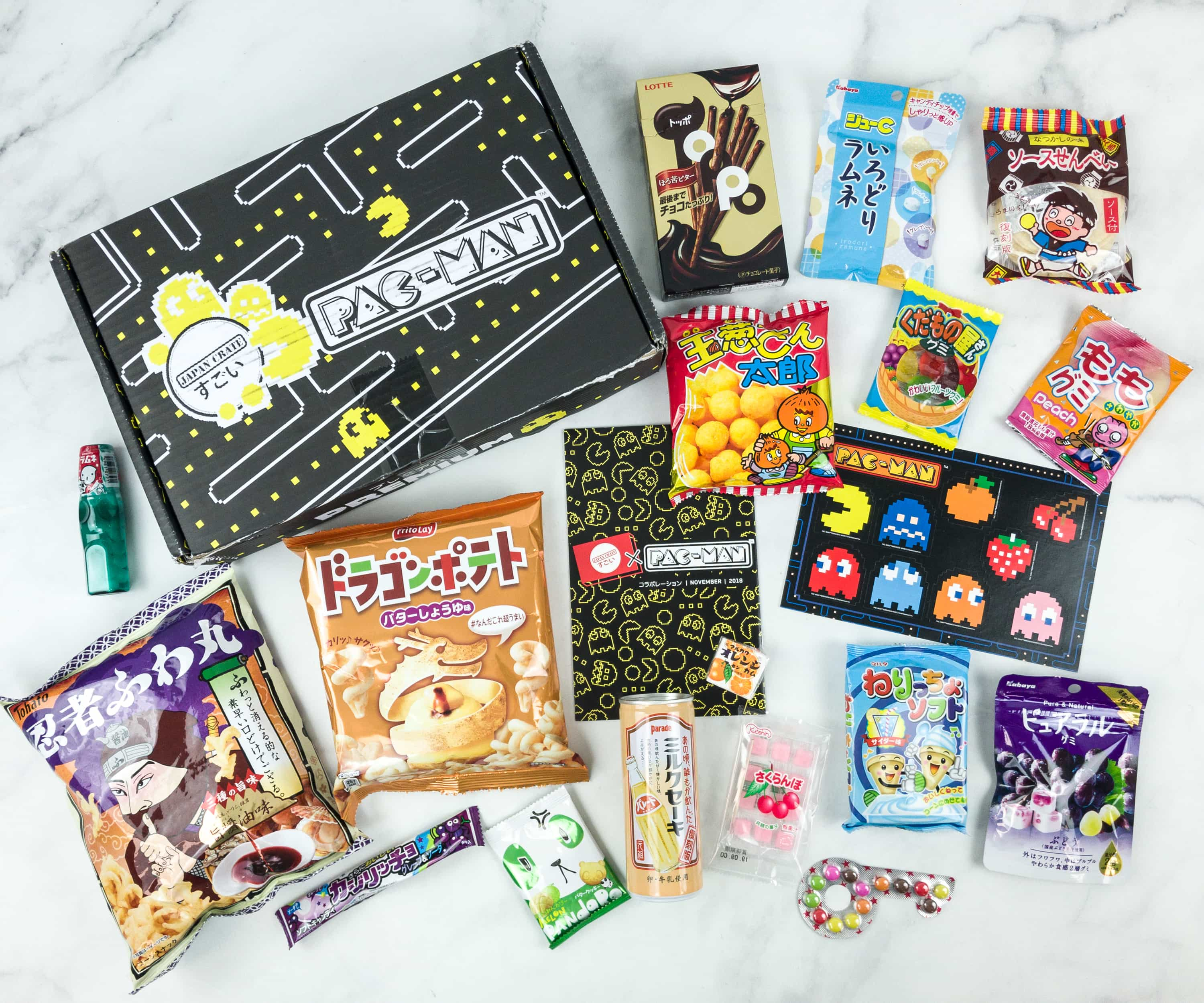 Japan Crate November 2018 Subscription Box Review + Coupon