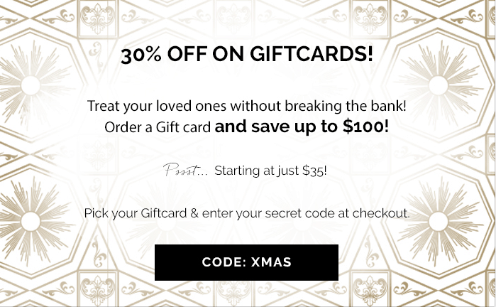 Emma & Chloe Sale: 30% Off Gift Cards!