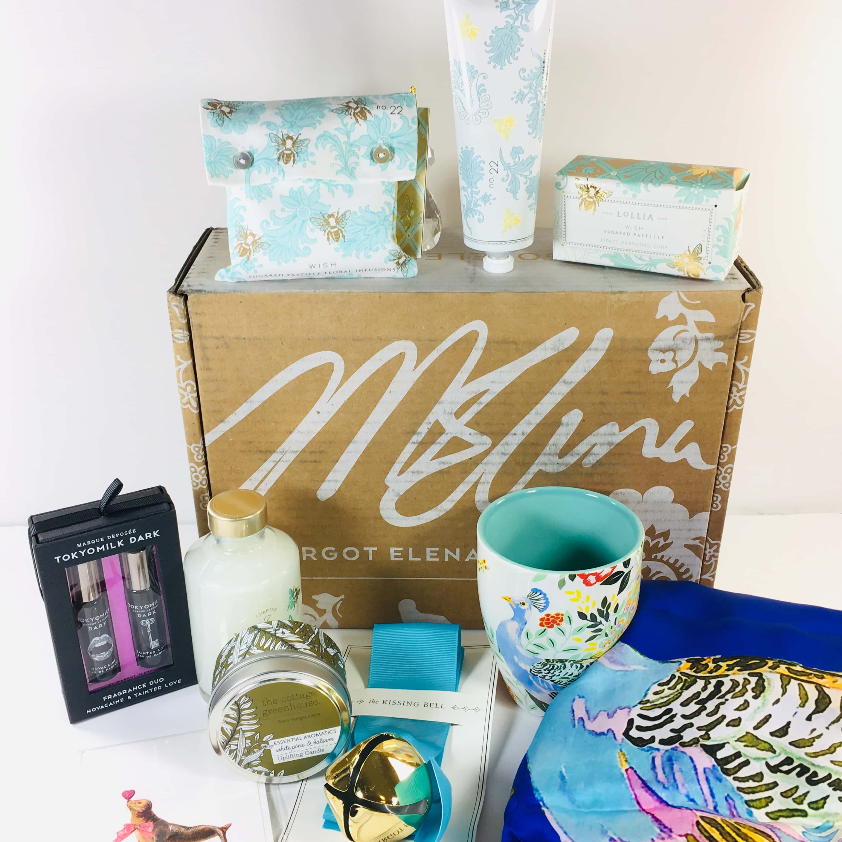 Margot Elena Winter 2018 Discovery Box Review