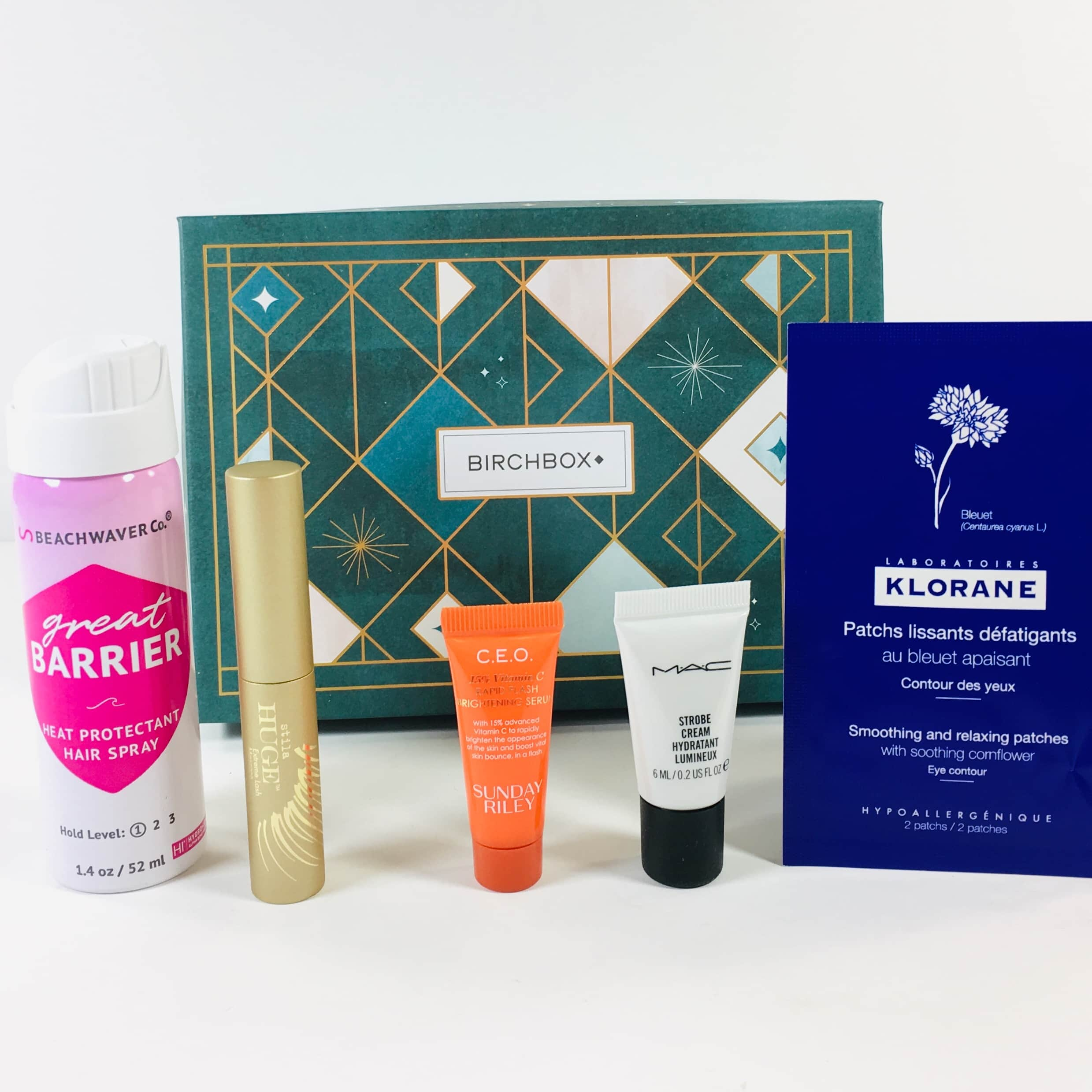 Birchbox December 2018 Curated Box Review + Coupon!