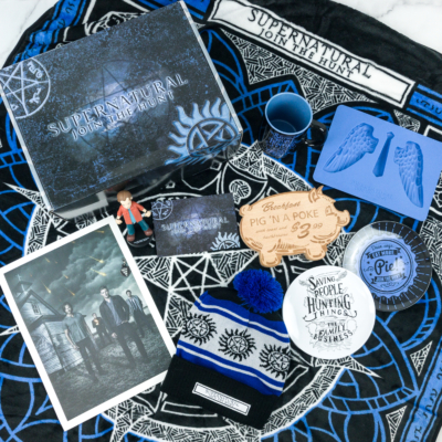 Supernatural Box Winter 2018 Review + Coupon