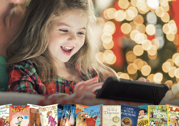 Epic! Kids Books Holiday Coupon: Get 25% Off On All Gifts!