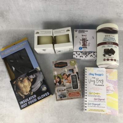 Monthly Mystery Box of Awesome December 2018 Subscription Box Review