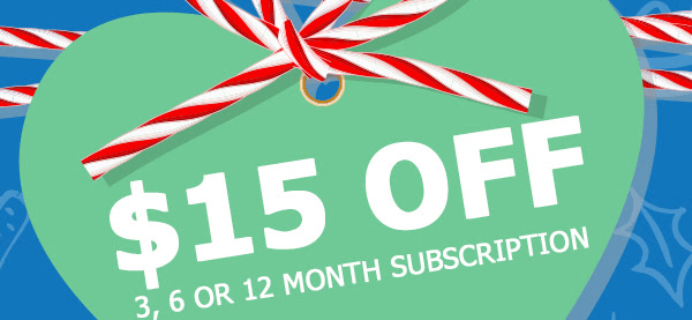 Rescue Box Holiday Sale: Get $15 Off On 3+ Month Subscription!