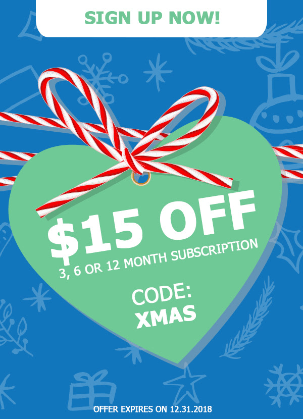 Rescue Box Holiday Sale: Get $15 Off On 3+ Month Subscription! LAST DAY!