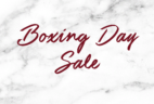 MINTD Box Boxing Day Sale: Get Up To £30 Off!