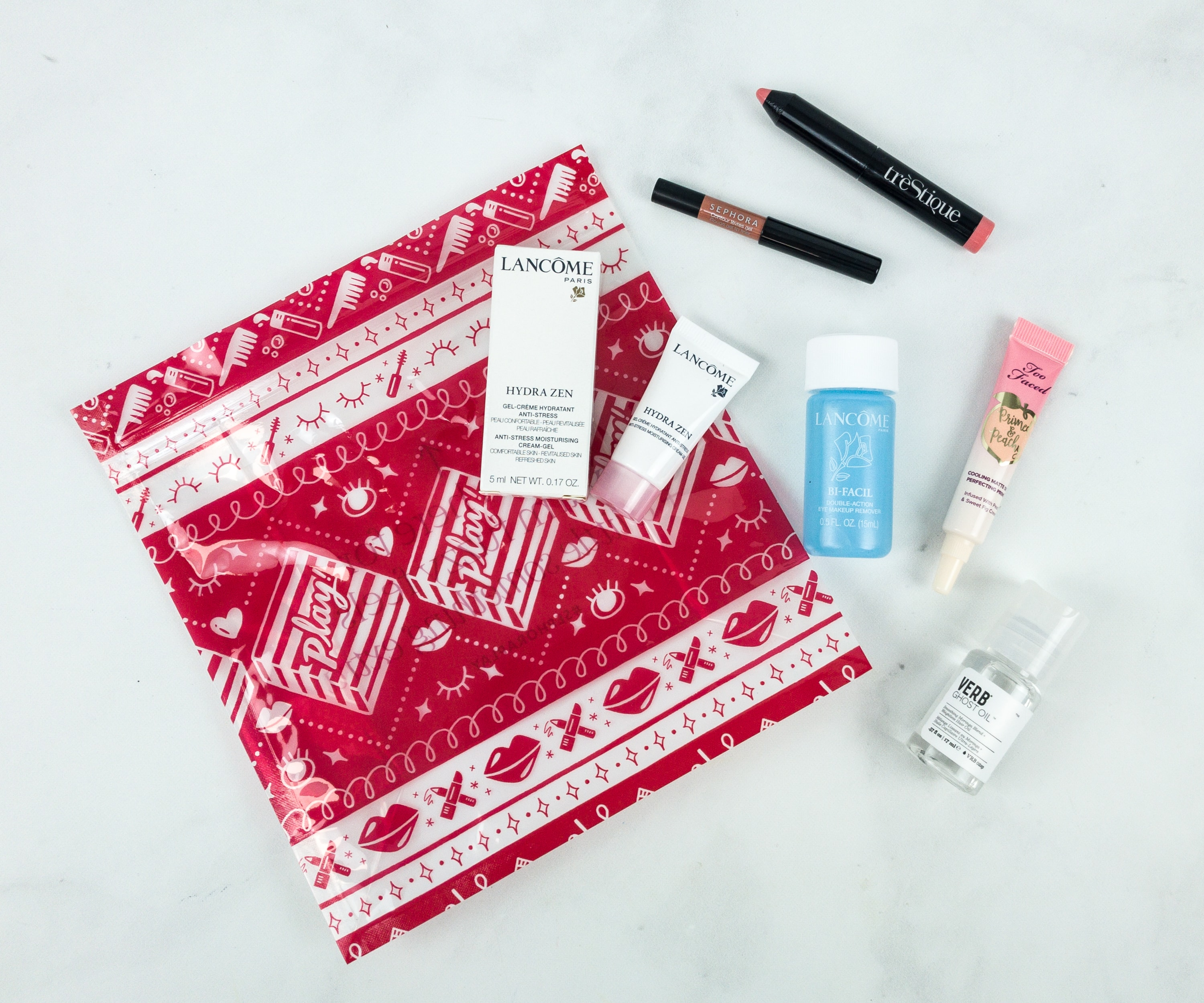 Play! by Sephora December 2018 Subscription Box Review