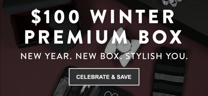 Gentleman's Box Premium Coupon: Save $40!