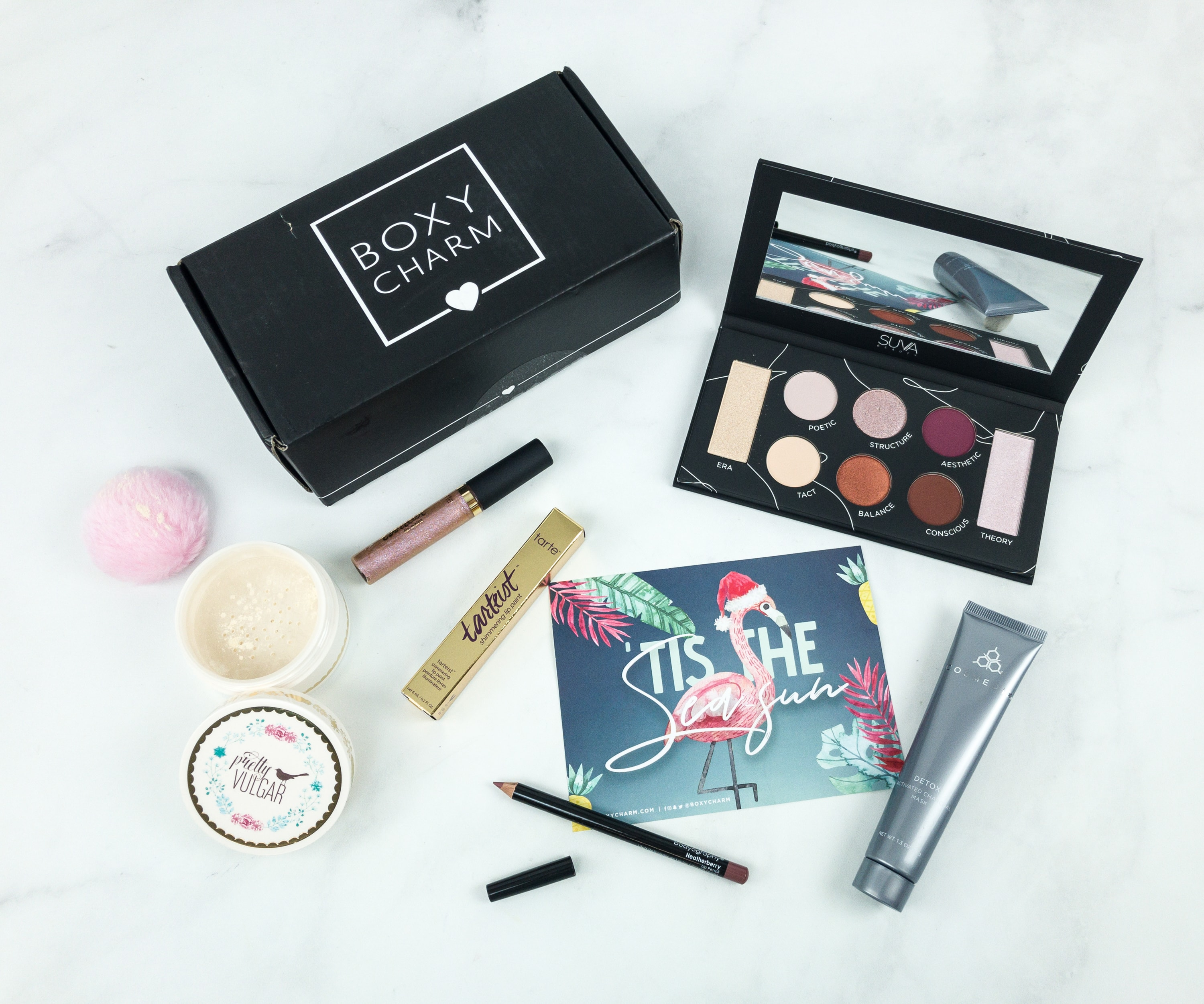 BOXYCHARM December 2018 Review