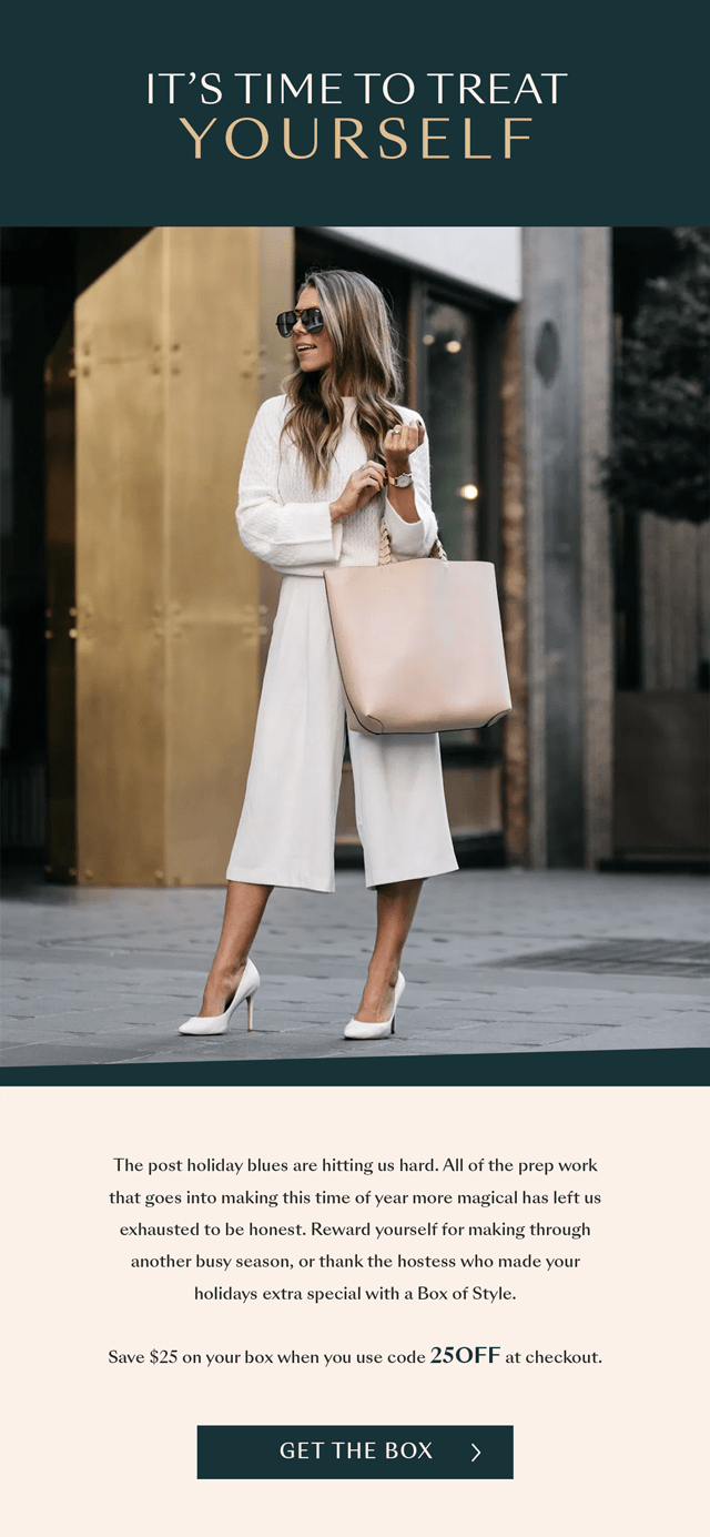 Box of Style by Rachel Zoe Coupon: Get $25 Off Winter Select Box!