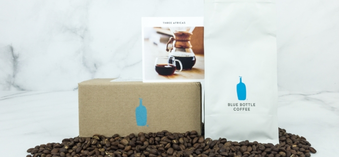 Blue Bottle Coffee Review + Free Trial Coupon – December 2018
